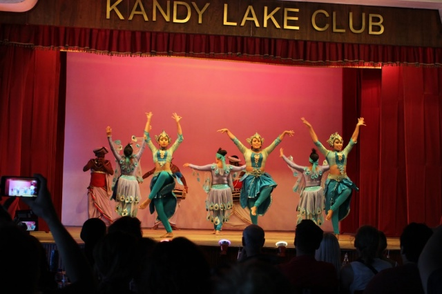 Kandy Lake Club Cultural Show