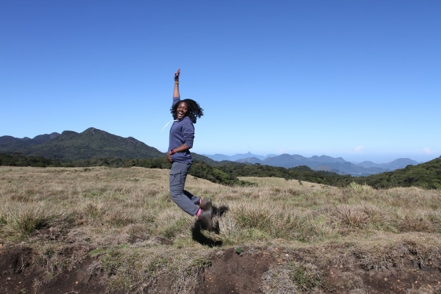Ramata in Horton Plains